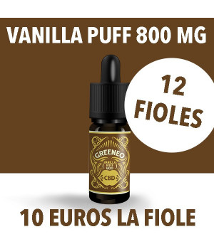 Vanilla Puff 800 - Black Friday
